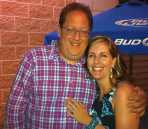 Jeff Pulver and Julia Rosien