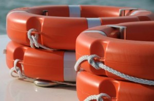 your life preserver in stormy client relationships