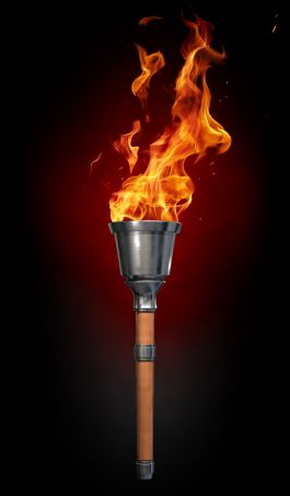 fan the flames or extinguish