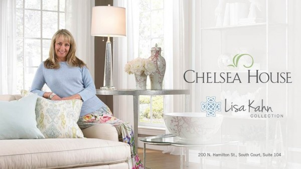 Lisa Kahn with Chelsea House