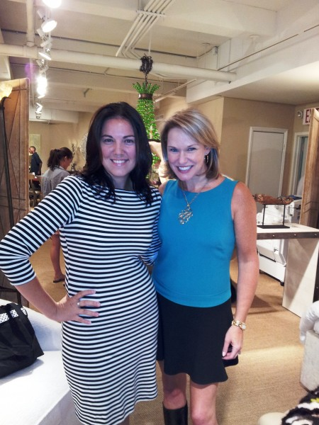Barbara and Libby Langdon, Interior Designer and Guest Host on Open House NYC