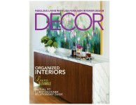 Decor Magazine Cover