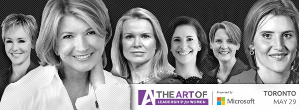 Featured speakers at  The Art of Leadership for Women